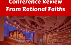 76: General Conference Compressed – Rational Faiths Reviews Fall 2015 Conference