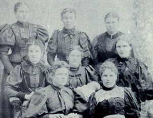 Dr. Ellis Shipp and Midwives