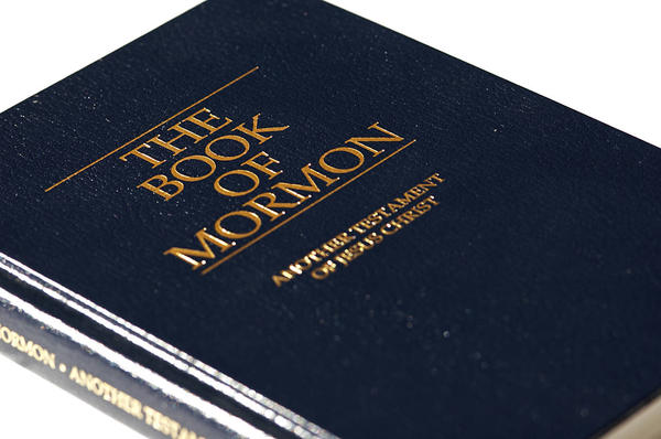 Where Is the Book of Mormon?