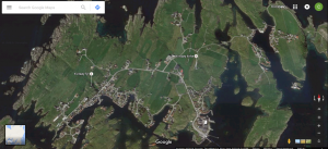 Guys. This is the entire island as of this century. Imagine how sparse it was in the 1800s!