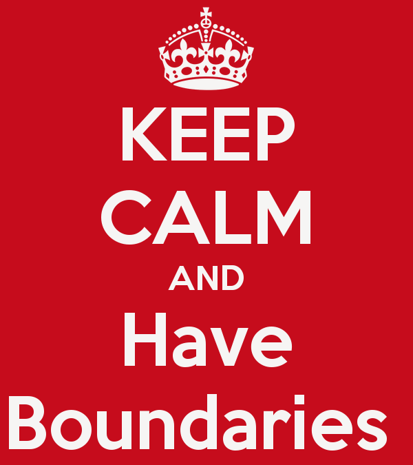 The News and Our Ongoing Problem with Boundaries