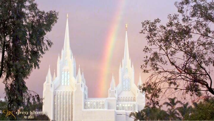 MORMON RAINBOWS