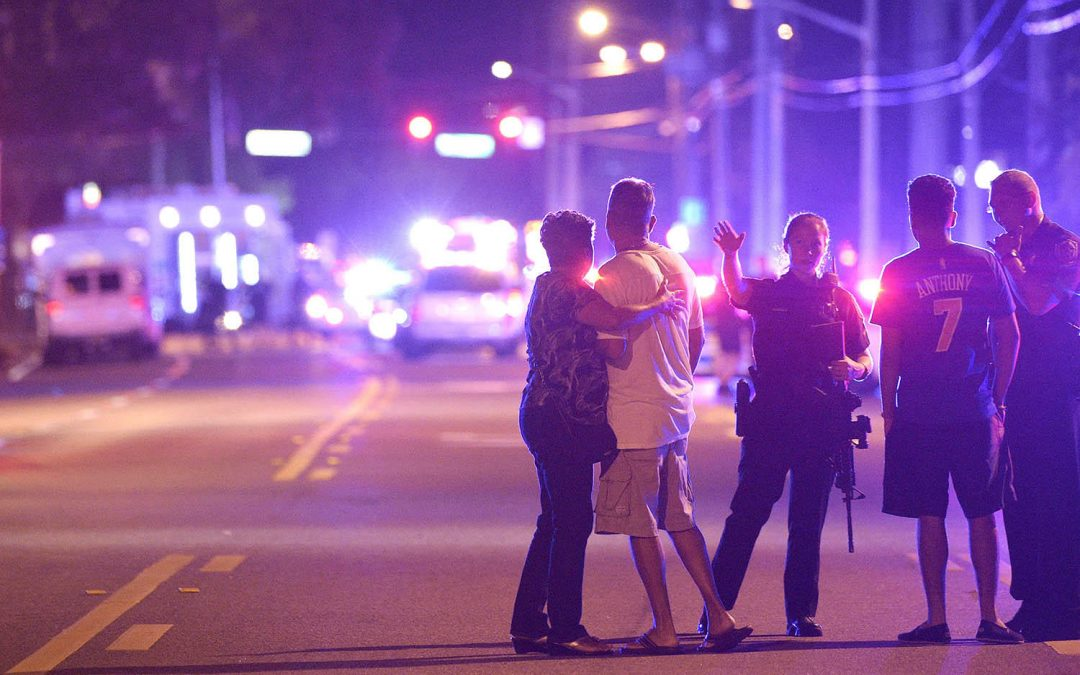 WE ARE ALL RESPONSIBLE FOR ORLANDO