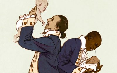 The world is wide enough for Hamilton and me