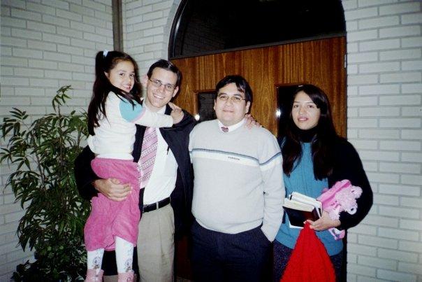 A long time ago, in a land far far away, I was a missionary.