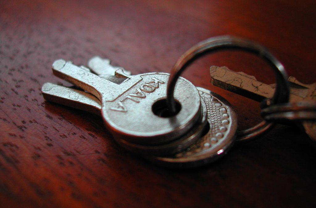 The God of Lost Keys