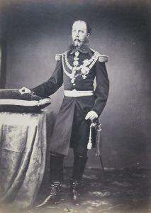 Emperor Ferdinand Maximilian (Maximiliano in Spanish)