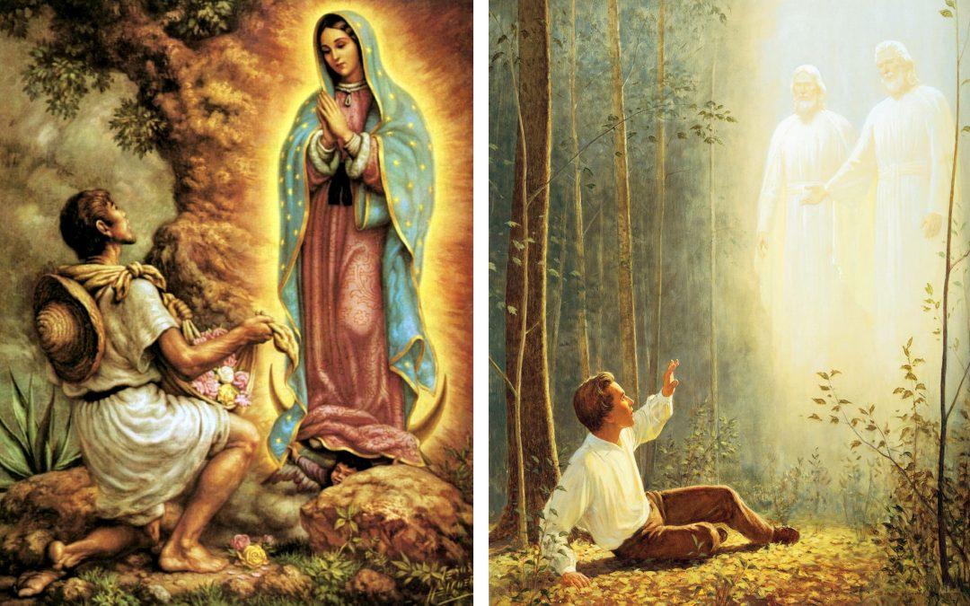 Our Lady of Guadalupe, the Divine Feminine, and Joseph Smith's First Vision