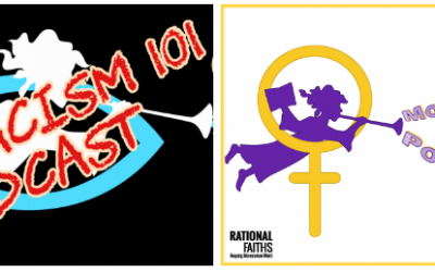 Sexism In Language, Part 2; Mormon Women Speak & Racism 101 Podcasts (episode 9, 286)