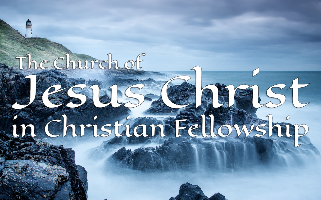 Nondenominational Mormonism: an interview with David Ferriman of The Church of Jesus Christ in Christian Fellowship