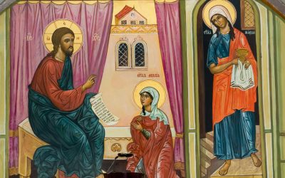An Advent Reflection on Mary and Martha of Bethany